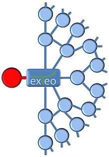 exteo netzwerk